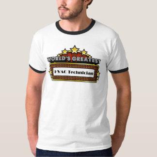 VärldsmästareHVAC-tekniker T-shirt