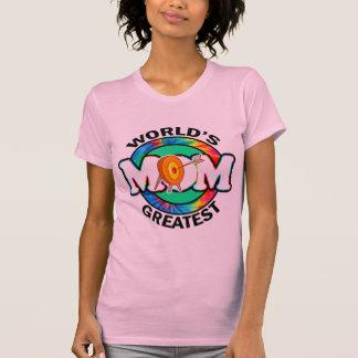 Världsmästaremamma; Bågskytte Tee Shirt