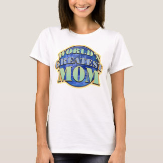 VärldsmästaremammaT-tröja Tee