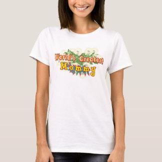Världsmästaremammor T-shirt