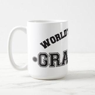 Världsmästaremorfar Kaffemugg