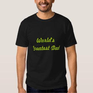 VärldsmästarepappaT-tröja Tröjor