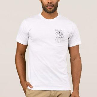 Världsmästarepappor! 2dads-boy-baby t-shirt