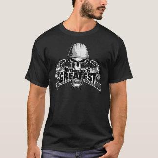 Världsmästaresnickare T-shirts