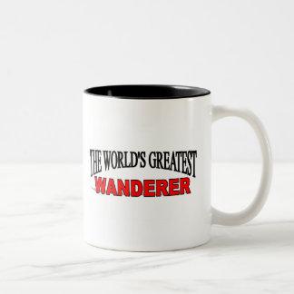 Världsmästarewandereren Två-Tonad Mugg