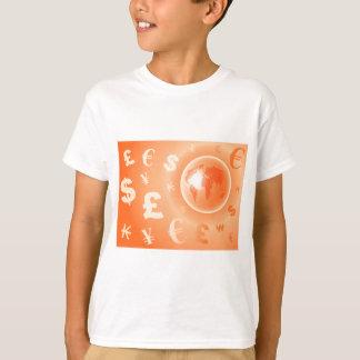Världsvaluta T-shirt