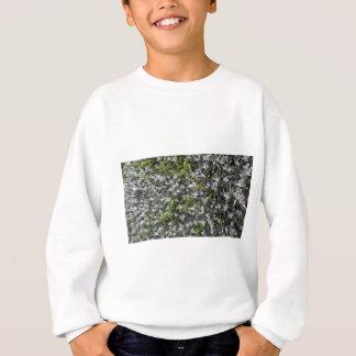 vårlöv av buskar i parkeranaturmönster t shirt