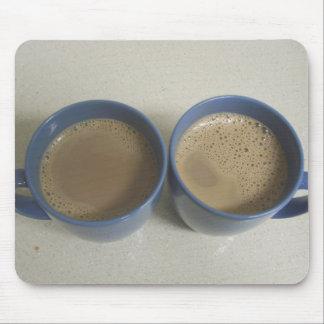 Varm choklad Mousepad Musmatta