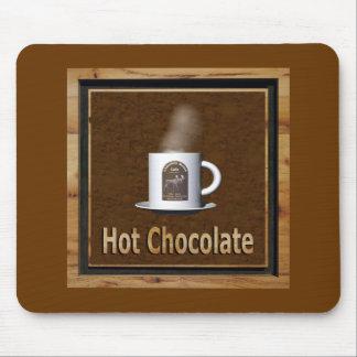 Varm choklad mus mattor