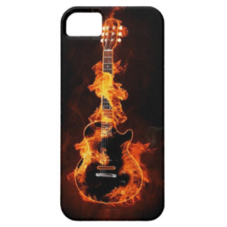 Varm gitarr iPhone 5 Case-Mate fodraler