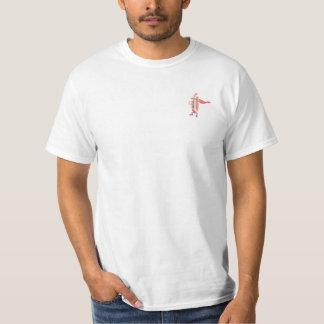 Varmkorven turnerar T-tröja 2011 Tee Shirts