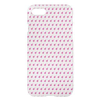 Varmt för Clearly™ för FlamingoiPhone 7 fodral