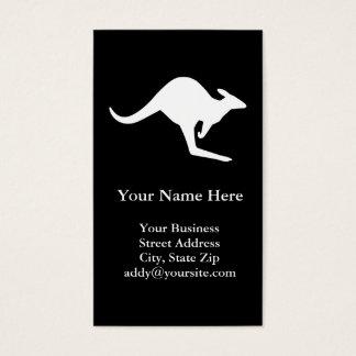 Varna kängurun visitkort