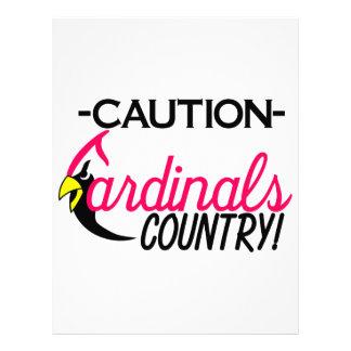Varna kardinaler brevhuvud