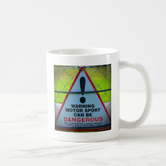 Varning - Motorsports Kaffemugg