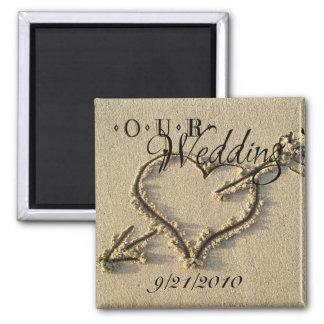 Vårt bröllop magnet
