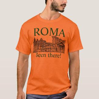 Vart där Roma t-skjorta Tee