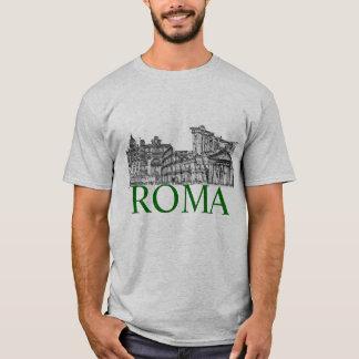 Vart där Rome resa souvenir-/DIYtext! Tröjor