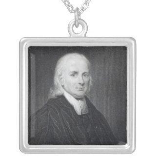 Varv Friedrich Schwartz Silverpläterat Halsband