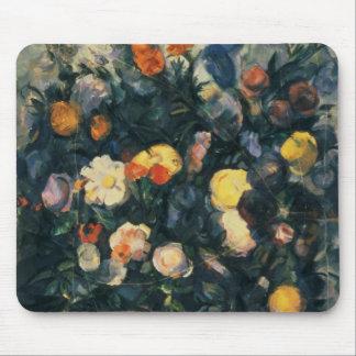 Vas av blommor, 19th musmatta