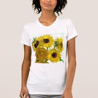 Vas med tolv solrosor, Van Gogh konst Tröja