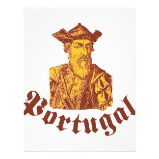 Vasco Da Gama Portugal Brevhuvud