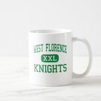 Västra Florence - riddare - kick - Florence Kaffemugg