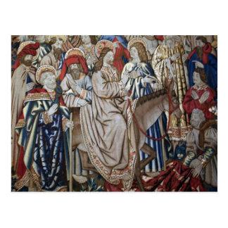 Vatican Tapestry Vykort