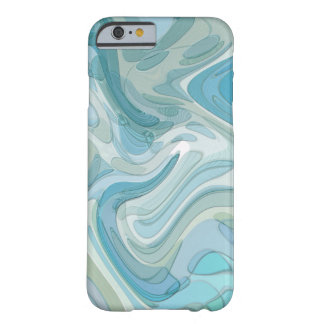 Vatten - abstrakt design barely there iPhone 6 fodral