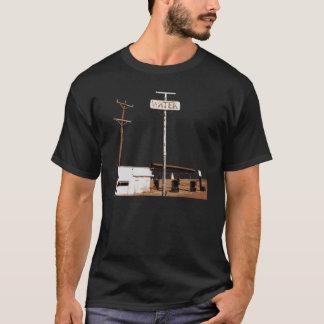 Vatten här t-shirts