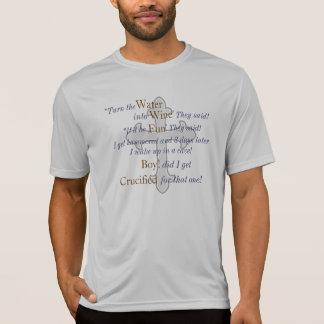 Vatten in i vinT-tröja T Shirt