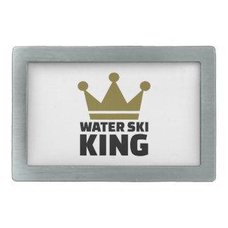 Vatten skidar kung