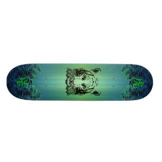 Vatten- tigerSkateboard Skateboard Bräda 20,5 Cm