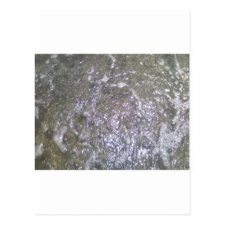 Vatten Vykort