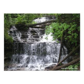 Vattenfall 2 fototryck