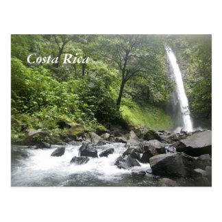 Vattenfall Costa Rica Vykort