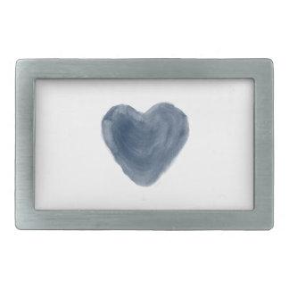Vattenfärg för blåtthjärtaupplaga