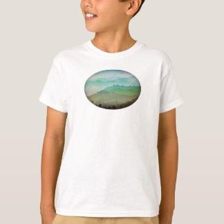 Vattenfärgbackar T Shirt