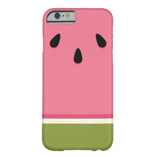 Vattenmelon Barely There iPhone 6 Skal