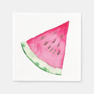 Vattenmelon Pappersservett