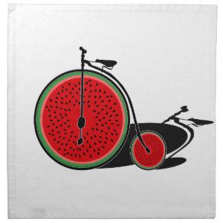 Vattenmeloncykel Tygservett