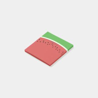 Vattenmelonen Postar-it® noterar Post-it Block