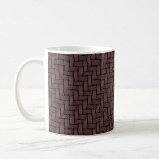 väva eller vävd seamless struktur kaffemugg