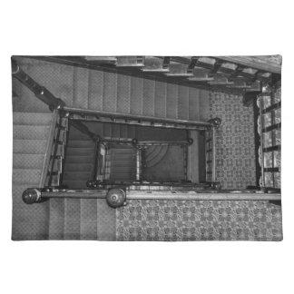 Växande Stairwellgråton Bordstablett