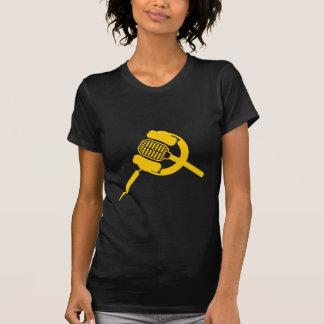 Vaxaudio - kvinna T-tröja Tshirts