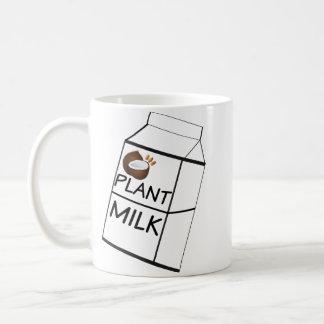 Växtmjölkmugg Kaffemugg