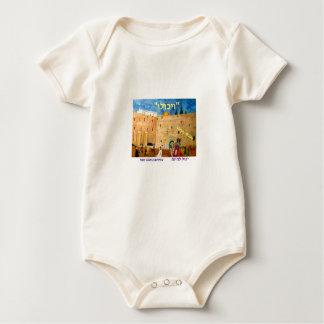 Va'yechulu spädbarnutslagsplats sparkdräkter