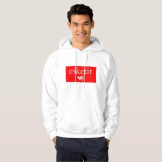 vc_esketit sweatshirt med luva