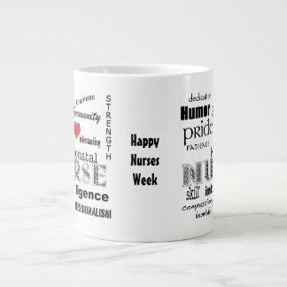 Vecka-Neonatala sjuksköterskaPride-Attribut för sj Jumbo Mugg