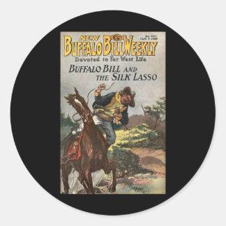 Veckonr.en 330 1919 för ny buffelräkning runt klistermärke